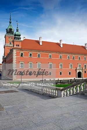 Royal Castle, Stare Miasto, Warsaw, Poland