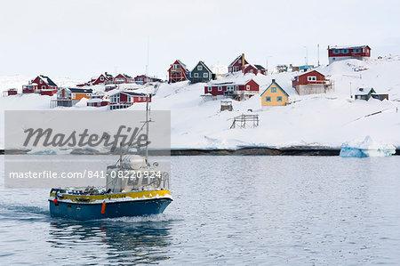 Ilulissat, Greenland,Denmark, Polar Regions
