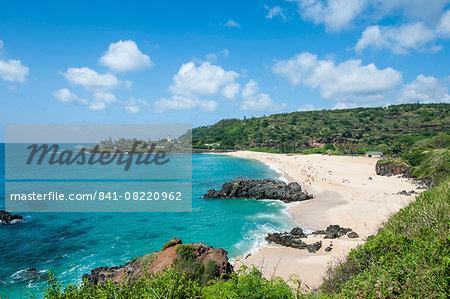 Waimea Bay Beach Park, North Shore, Oahu, Hawaii, United States of America, Pacific