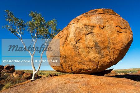 Devils Marbles at Karlu Karlu Conservation Reserve, Northern Territory, Australia