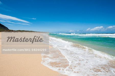 Polihale Beach, Polihale State Park, Kauai, Hawaii, United States of America, Pacific