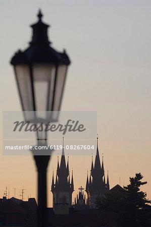 Sunrise, Prague, Czechoslovakian Republic