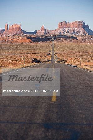 Monument Valley, Utah, United States of America, North America