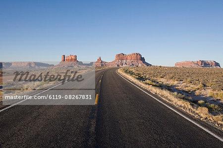 Sunrise, Monument Valley, Utah, United States of America, North America
