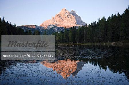Misurina, Dolomites, Italy, Europe