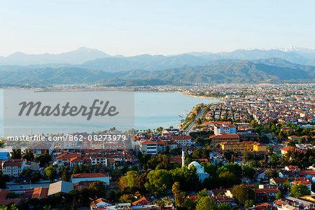 Turkey, Mediterranean region, The Aegean Turquoise coast, Fethiye