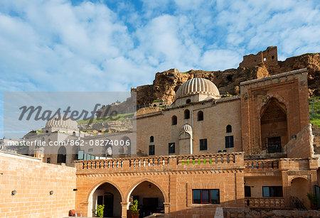 Turkey, Eastern Anatolia, Mardin, Sultan Isa (Zinciriye) Medresesi Mosque