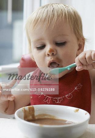 Really enjoying my meal
