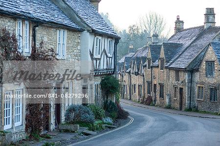 Castle Combe, Wiltshire, England, United Kingdom, Europe