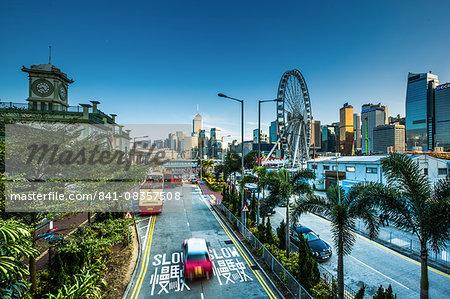 Star Ferry Terminal, Central, Hong Kong, China, Asia