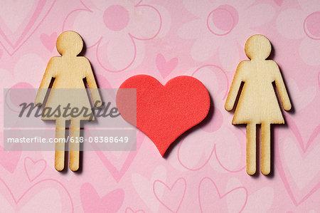 woman love woman, homosexuality
