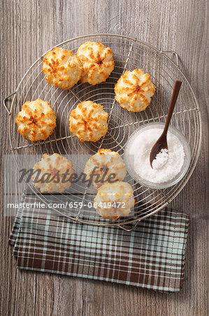 Coconut Rochers