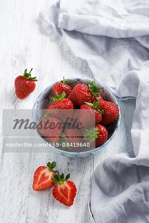 Strawberries.