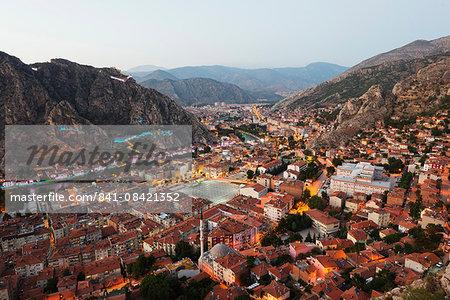 Amasya, Central Anatolia, Turkey, Asia Minor, Eurasia