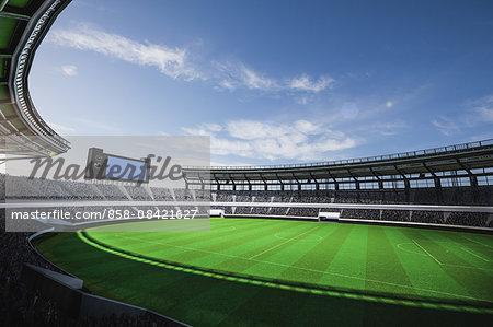 CG stadium