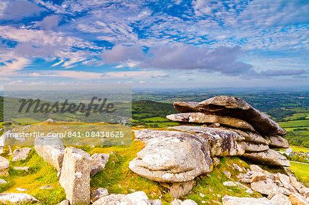 Bodmin Moor, Cornwall, England, United Kingdom, Europe