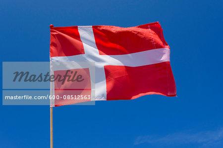Danish Flag, Denmark