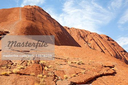 Uluru-Kata Tjuta National Park, Northern Territory, Central Australia Territory, Central Australia
