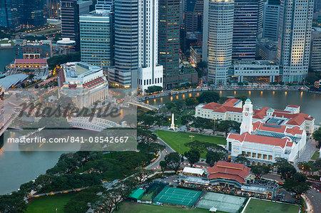 Financial District, Singapore, Southeast Asia, Asia