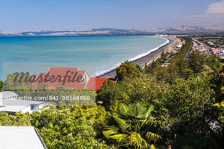 Napier, Hawkes Bay Region, North Island, New Zealand, Pacific