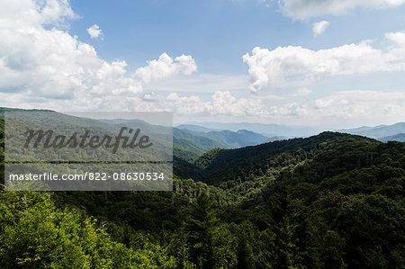 Great Smoky Mountains National Park, USA