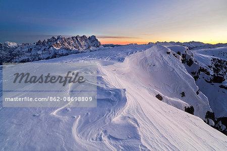 Col Margherita, Dolomites, Veneto, Belluno, Italy.