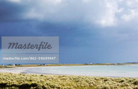 Scotland, Argyll and Bute,  Isle of Tiree, Gott  Bay
