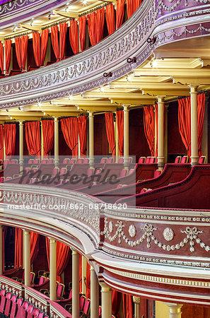 Europe, United Kingdom, England, Middlesex, London, Kensington, Royal Albert Hall