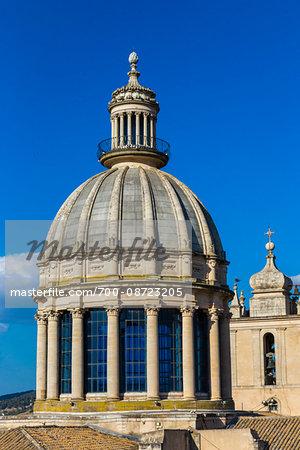 Duomo di San Giorgio in Ragusa Ibla, Ragusa, Sicily, Italy