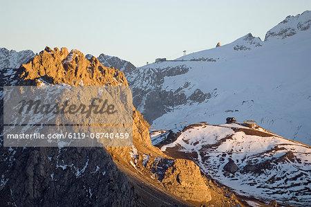 Sella group, Dolomites, Bolzano province, Trentino-Alto Adige, Italy, Europe