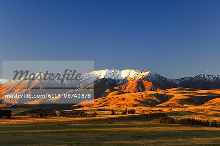 Hawkdun Range, Ranfurly, Central Otago, South Island, New Zealand, Pacific