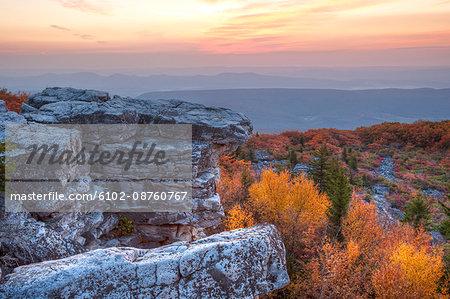 Sunrise, West Virginia, USA