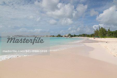 Pebbles Beach, Bridgetown, St. Michael, Barbados, West Indies, Caribbean, Central America