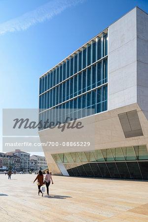 Casa da Musica in Porto, Portugal