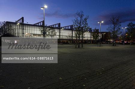 1972 Olympic Ice Stadium, Munich, Germany