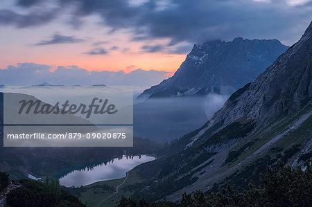 Coburger Huette, Mieming, Imst, Tirol - Tyrol, Austria