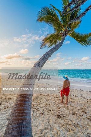 Bavaro Beach, Bavaro, Higuey, Punta Cana, Dominican Republic. (MR).