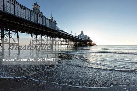 Eastbourne Pier, Eastbourne, East Sussex, England, United Kingdom, Europe