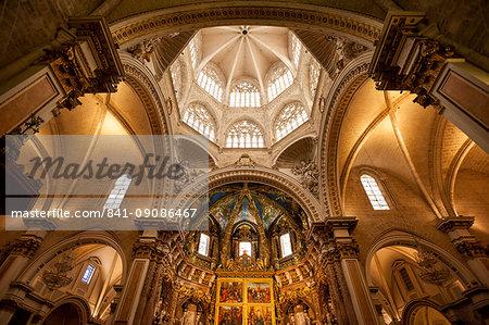 Saint Mary's Cathedral, Valencia, Spain, Europe