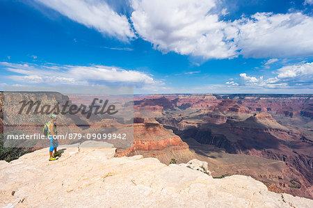 Grand Canyon South Rim, Tusayan, Arizona, USA