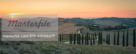 Podere Baccoleno, Asciano, Crete senesi, Tuscany, Italy