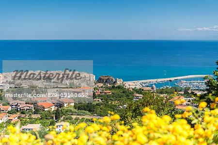 Tropea, province of Vibo Valentia, Calabria, Italy, Europe.