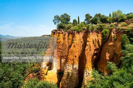 Roussillon,Vaucluse,Provence, France