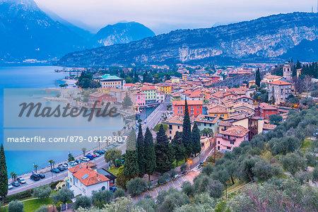 Torbole Europe, Italy, Trentino, Torbole
