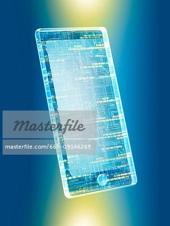 Circuit Design Smart Phone