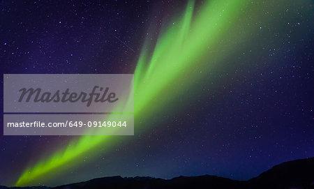 Aurora Borealis, South Greenland