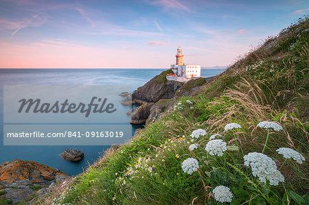 Baily Lighthouse, Howth, County Dublin, Republic of Ireland, Europe