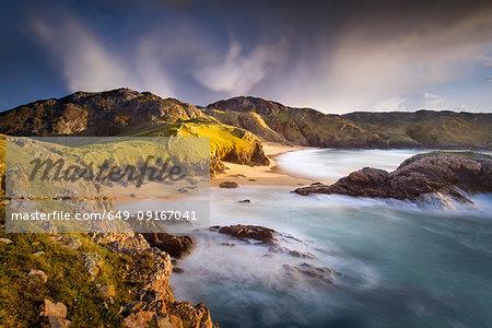 Murder Hole Beach,  Boyeeghter bay, Melmore, Donegal, Ireland