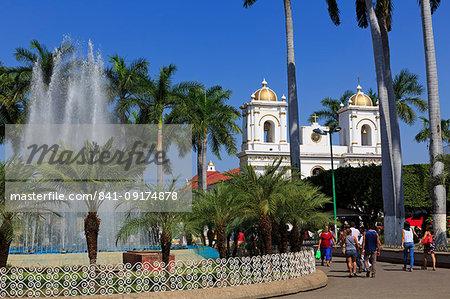 Tapachula City, State of Chiapas, Mexico, North America