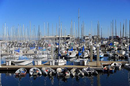 Marina, Monterey, Monterey Bay, Peninsula, Pacific Ocean, California, United States of America, North America